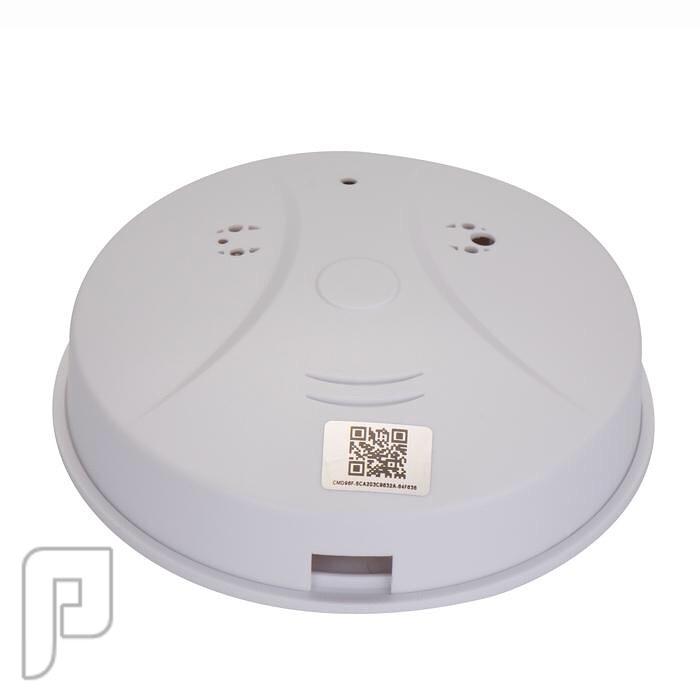 كاشف دخان الحرائق كاميرا واي فاي مباشر P2P