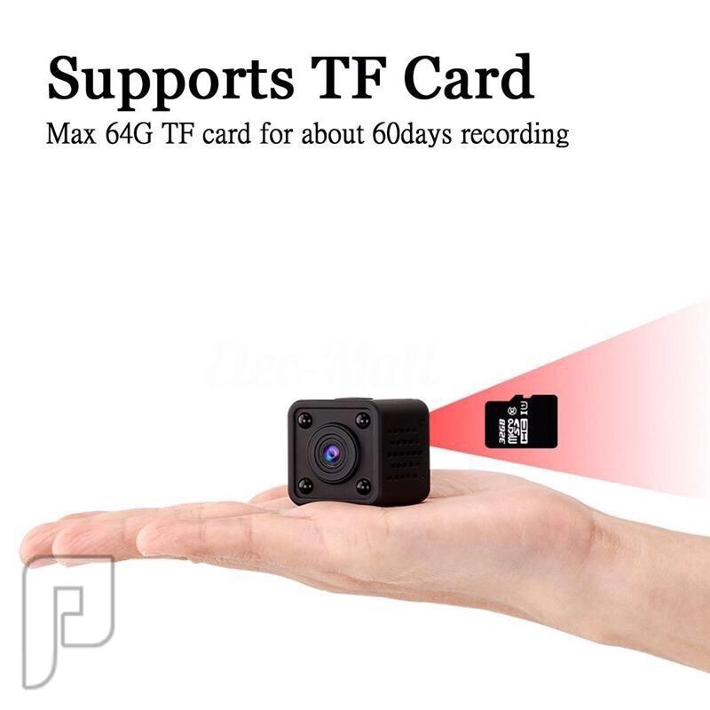 كاميرا مربعة صغيرة واي فاي مباشر