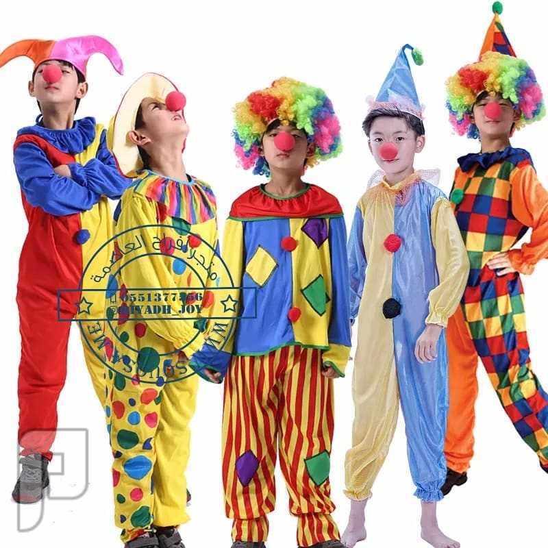ملابس حفلات تنكريه  ملابس مهرجين ملابس تنكر ،ميكي موس،ميني موس ،تومي وجيري،