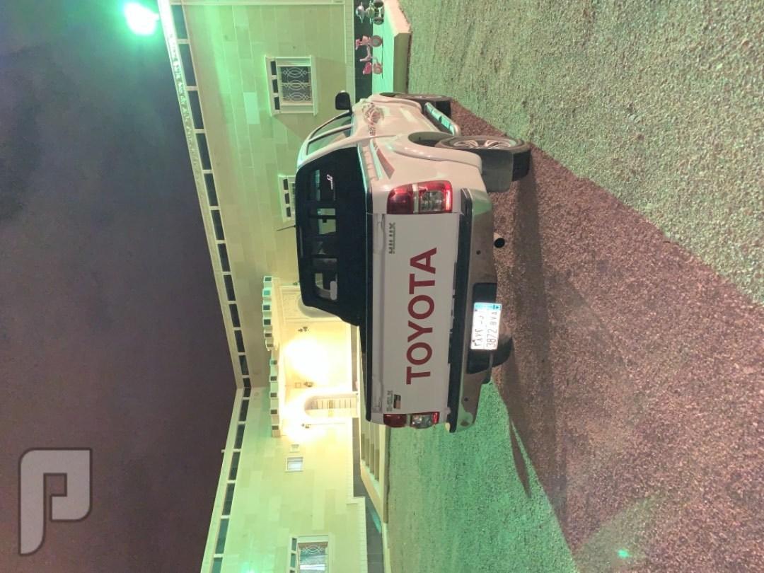 هايلوكس دبل 2015 سعودي للبيع