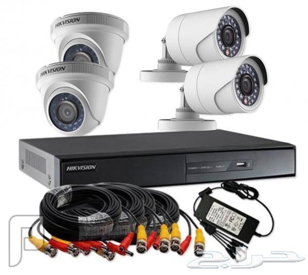 كاميرات مراقبة مباشر على الجوال عن طريق تطبيق
