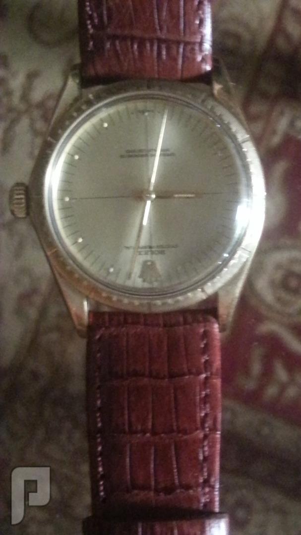 ساعة رولكس قديم بلاستيك