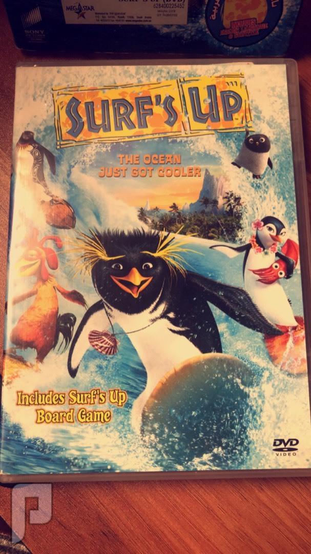  فلم   Surf's Up DVD