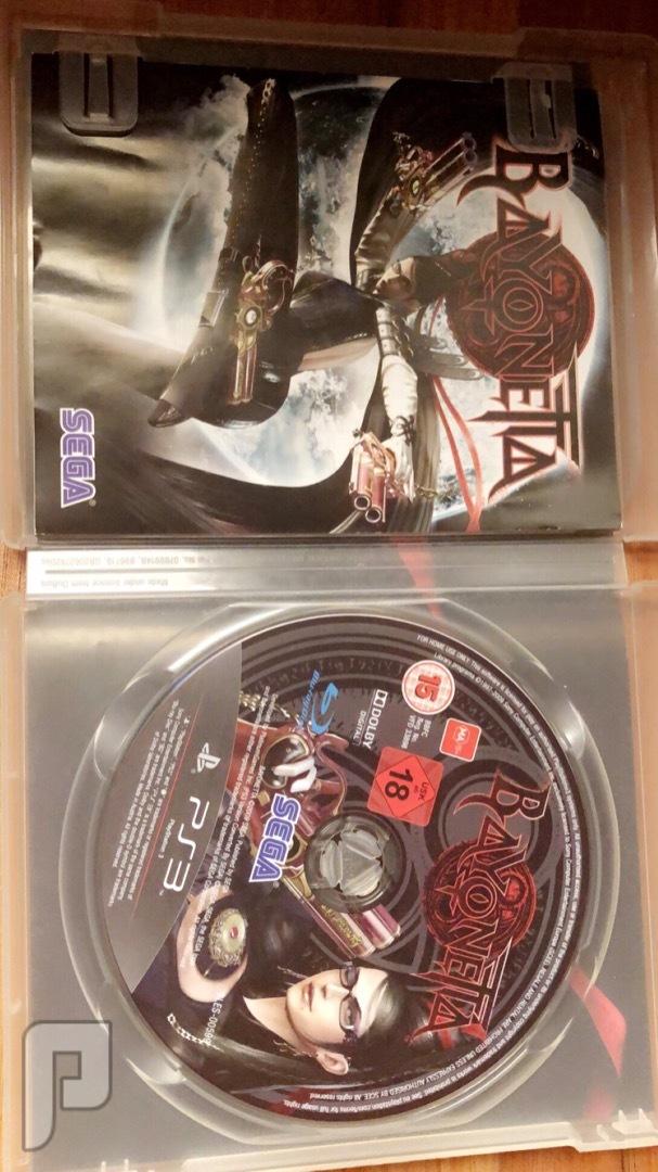 لعبة Bayonetta ps3