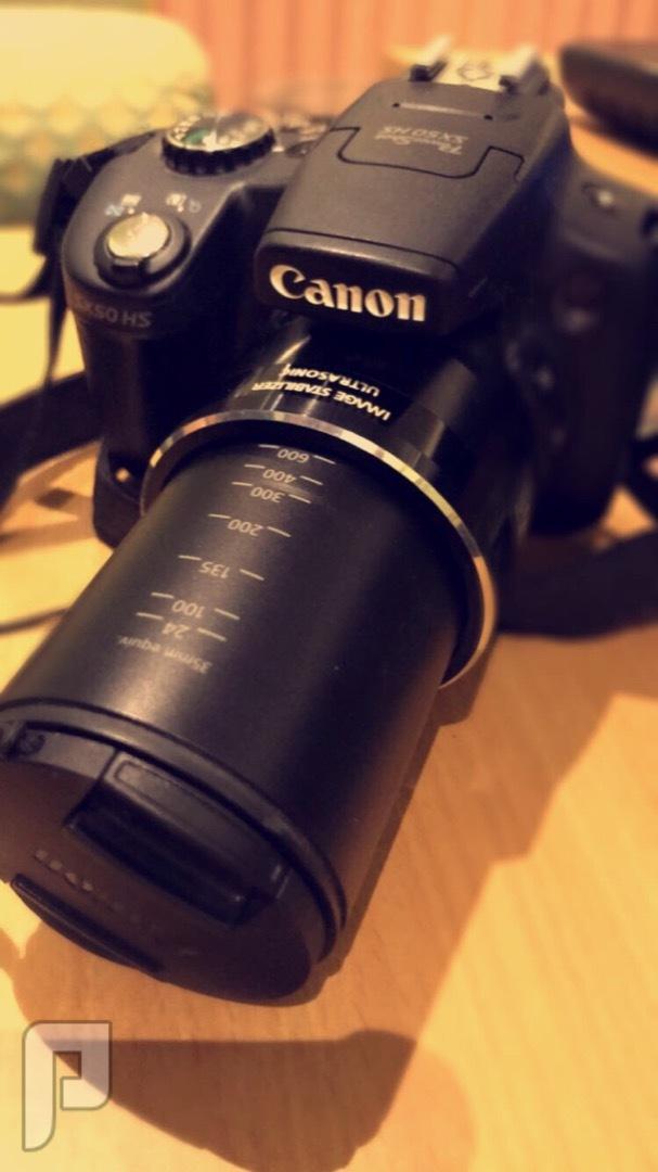 كاميرا كانون للايجار
