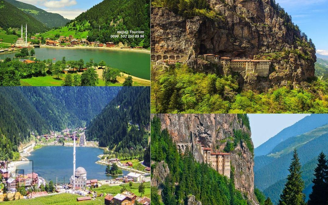 افضل باقة من الخدمات السياحية في تركيا