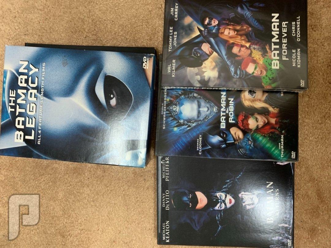 مجموعة افلام DVD