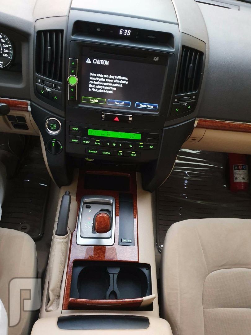 Land cruiser GXR3 V8 لاندكروزر فل كامل 8 سلندر GXR3 V8