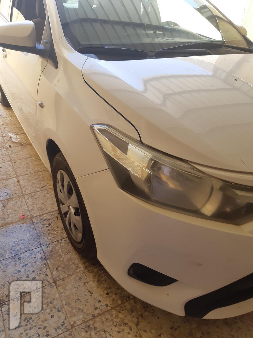 سياره تويوتا يارس 2016 للبيع