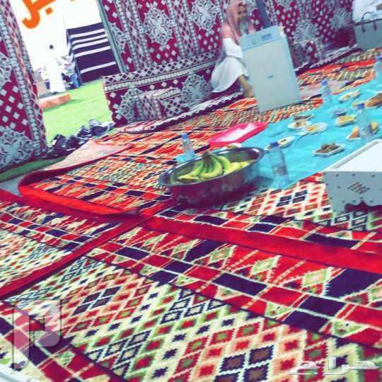 استراحة مخيم الدرة الباحة العقيق للايجار اليومي