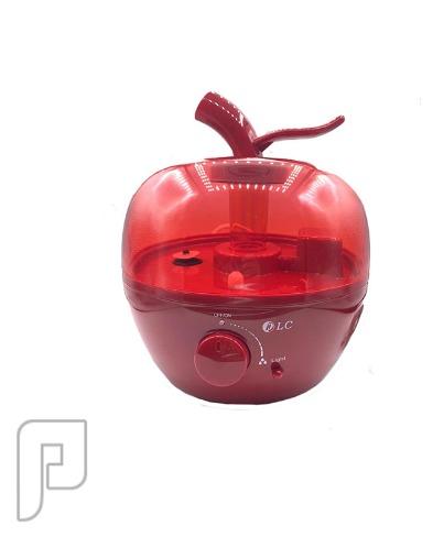 فواحة البخار المنزلية المعطرة علي شكل تفاحة