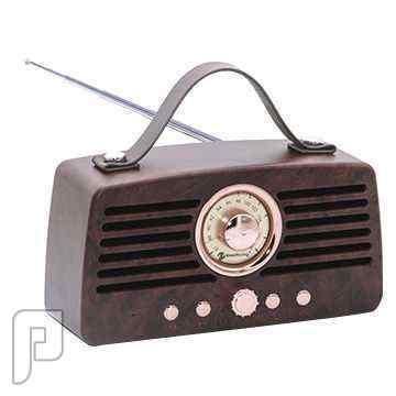 جهاز راديو انيق وجذاب طراز قديم
