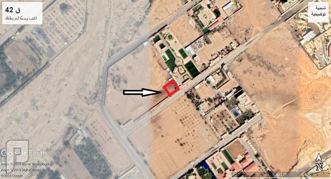 للبيع ارض م 3000م2 , ق 42 . ربوع العمارية . العمارية , شمال الرياض  شاهد ال