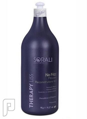 بروتين الشعر سورالى ثيرابى ليس Therapy LIss