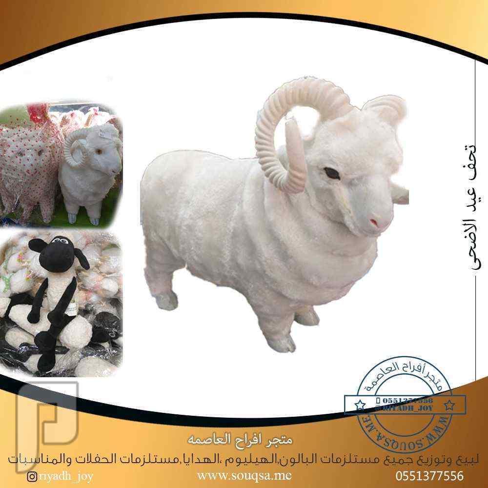 تحف عيد الاضحى ،خروف احجام