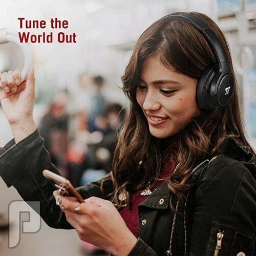 سماعات الرأس البلوتوث اللاسلكي 30 ساعة متواصل