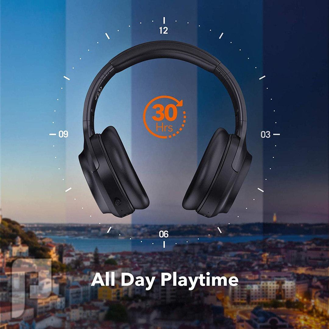 سماعات TaoTronics الرأس البلوتوث5.0 اللاسلكي