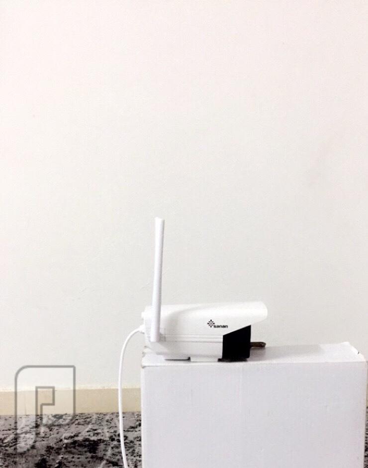 كاميرا مراقبه تعمل عن طريق الواي فاي WIFI