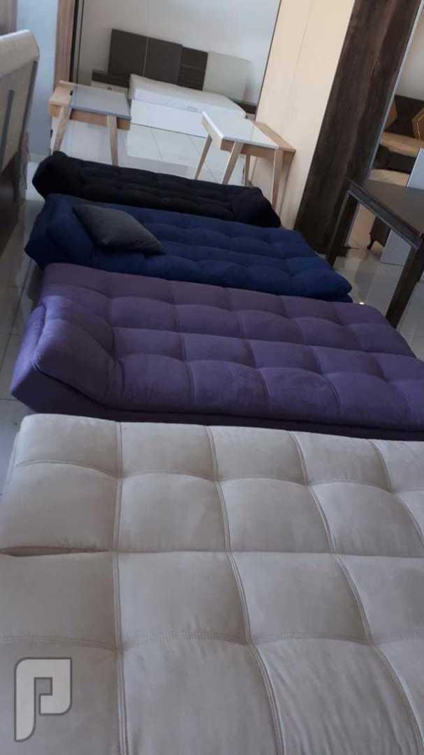 🤗عرض خاااااص 🤗كنب يفتح ويصبح سرير خامة ممتازة وجودة عالية