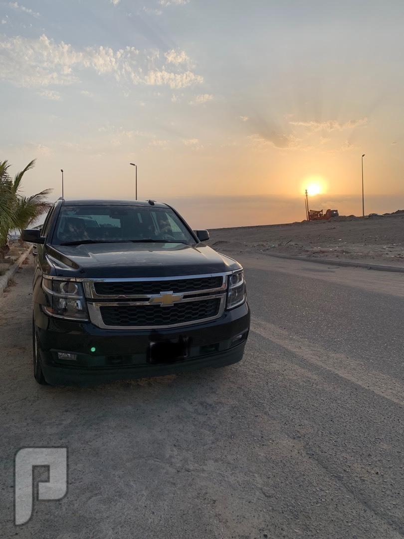 تاهو 2016 LT سعودي أسود للبيع