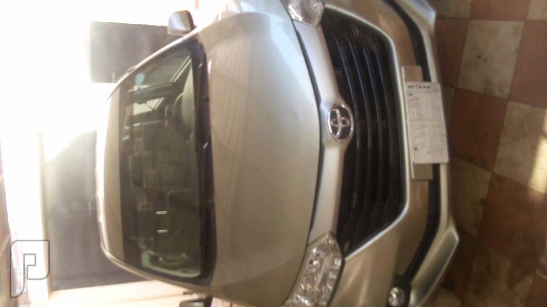 سياره تويوتا افانزا للبيع