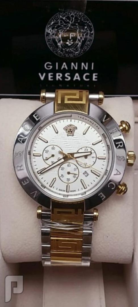 للبيع ساعة جديدة ماركة فرساتشي ..