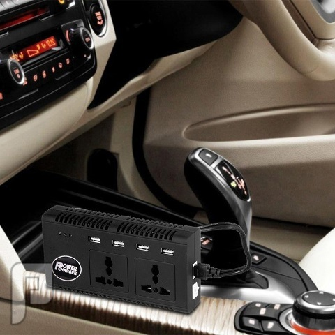 محول كهرباء سيارة جودة عالية 220/12 فولت
