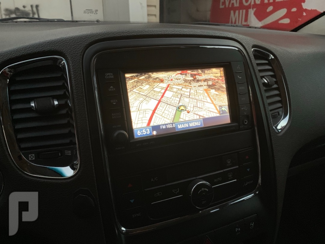 دوج دورانجو 2012 هيمي 8 سلندر شاشة محدثه