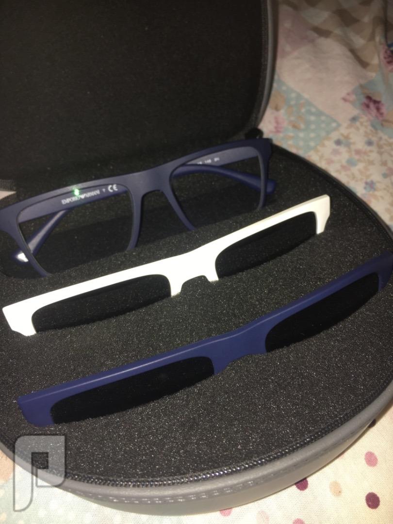 نظارات جورجو ارماني مع عدستين للبيع
