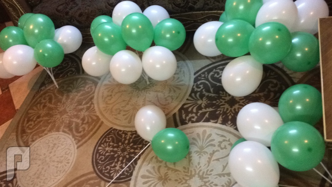 قوس بالونات للمناسبات والحفلات