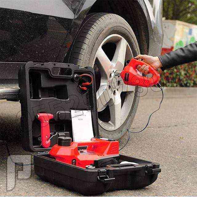 مفتاح العجل الكهربائي لجميع مقاسات الاطارات من 17 الى 23 ( سيدان ، جيمس )