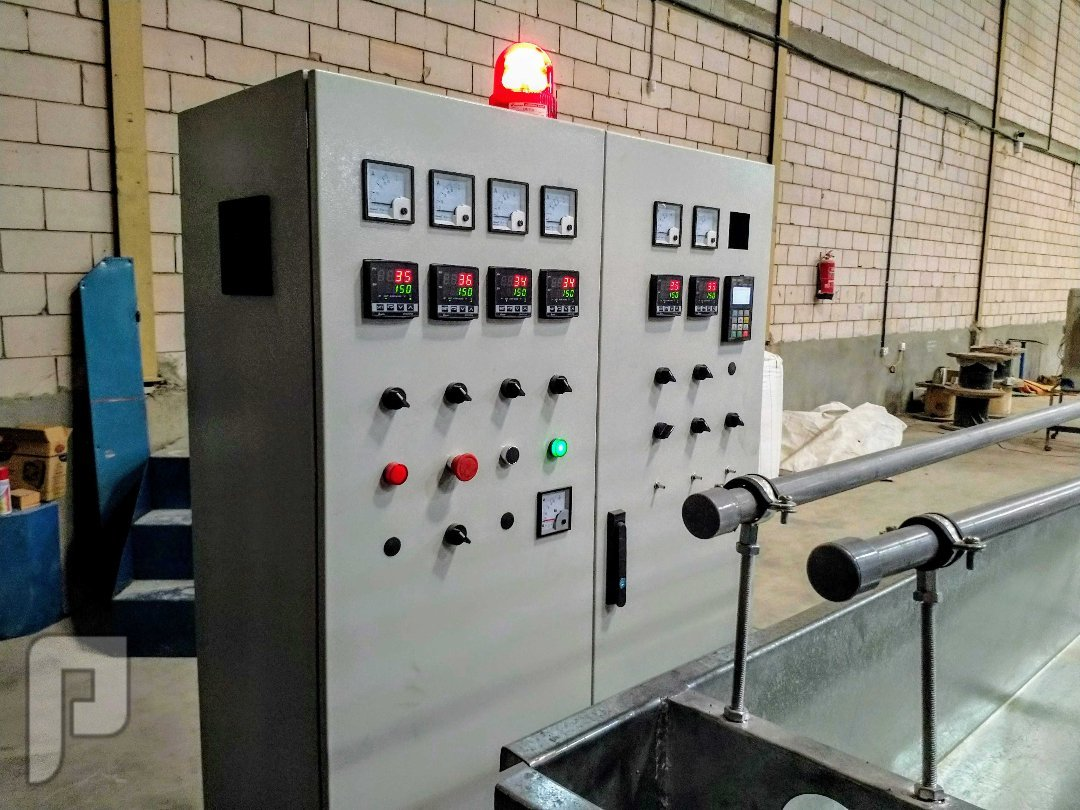 حلول وانظمة تحكم صناعي industrial control systems