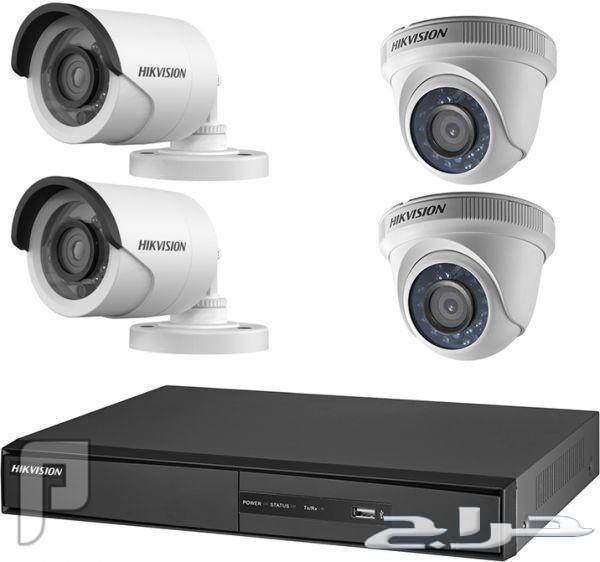 عرض كاميرات مراقبة 5 ميجا تطابق شروط البلدية