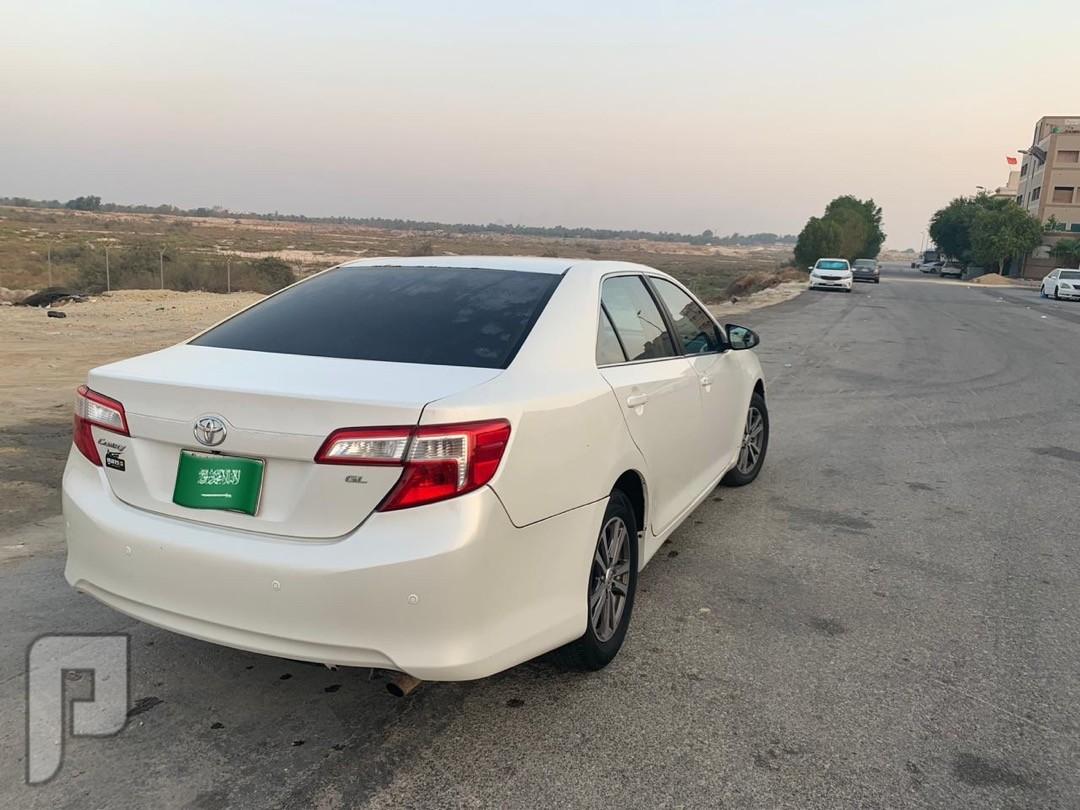 2015 تويوتا كامري سعودي