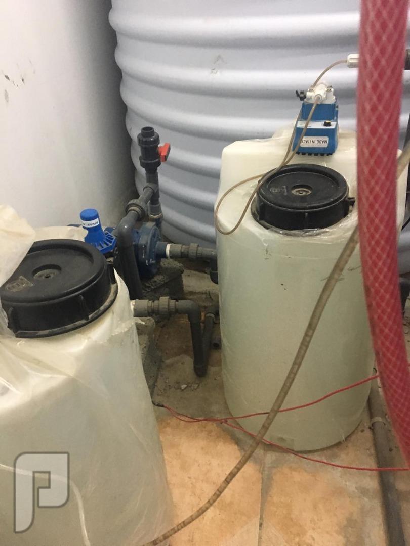 محطات تحلية مياه مركزيه بأفضل الأسعار وأنسبها