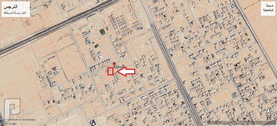 للبيع ارض م 895 م2 , تجاريه , النرجس , شمال الرياض