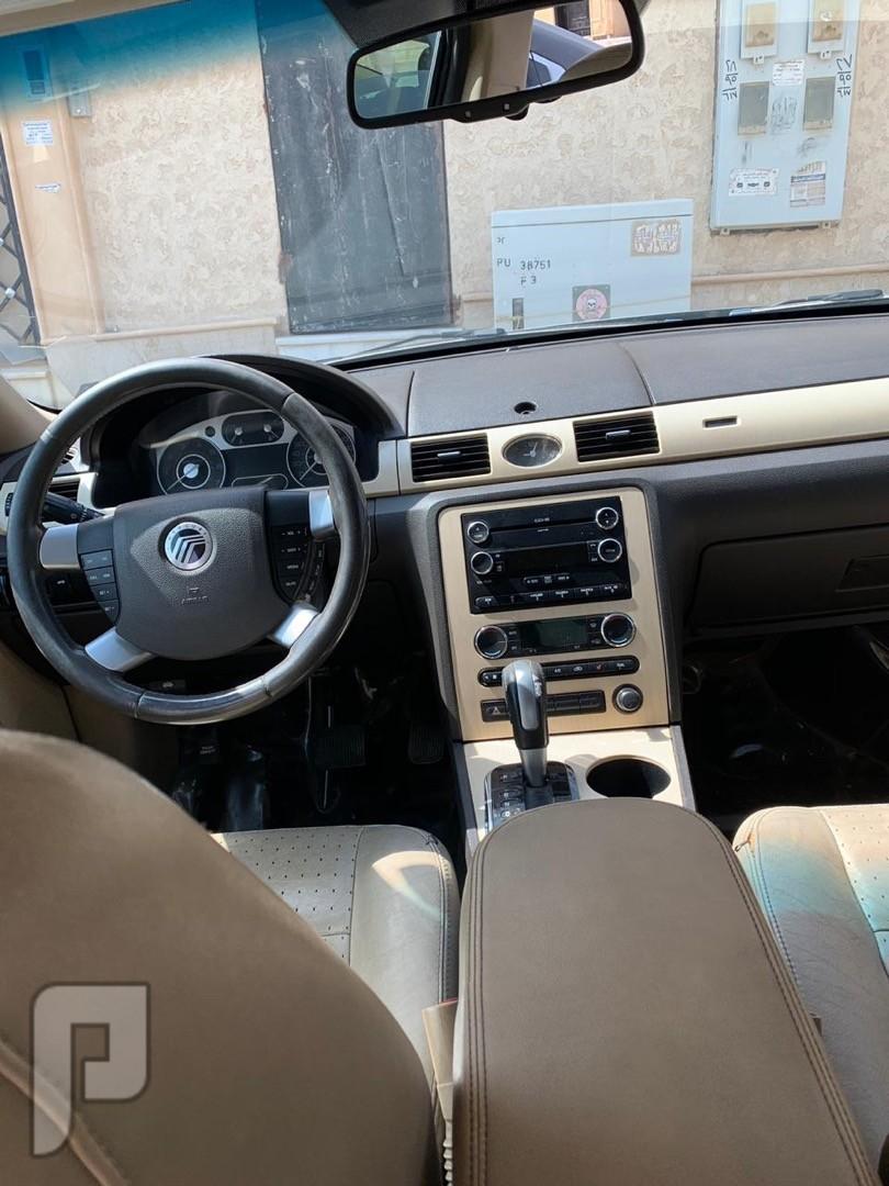 للبيع سيارة فورد منتيجو 2008 فل كامل