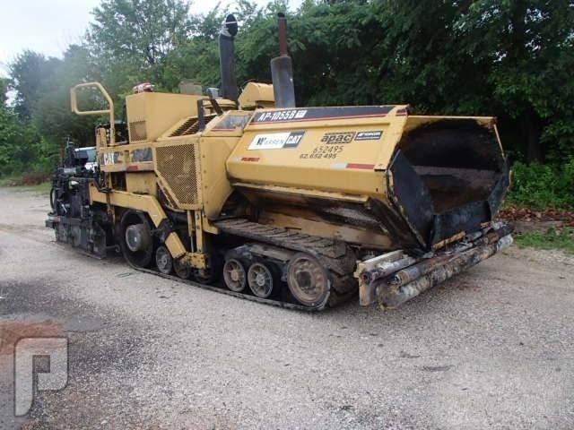 IT# 513195-2004 Caterpillar AP-1055B Asphalt Paver AM
