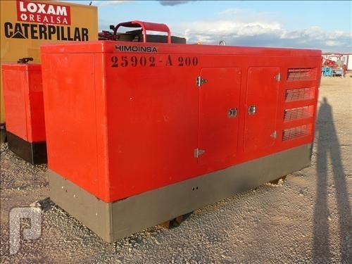 IT#429 - 2007 - Himoinsa 200Kva Generator