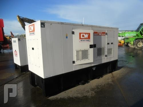 IT#2068 - 2007 -F.G Wilson XD150P2 150 Kva Generator cw Perkins Engine -