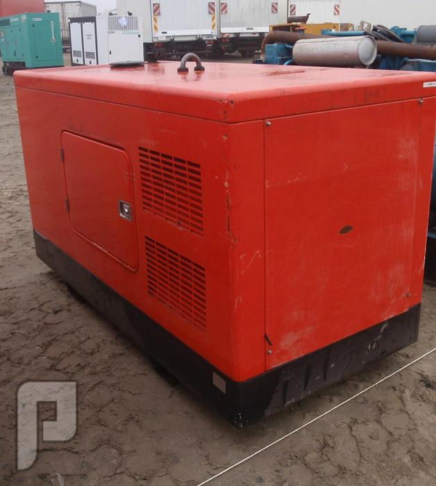 IT#941 - 2007 - MACCEN HY-45 GEN SET