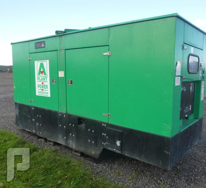 IT# 356 2005 GENSET MG200SS-V 200 KVA SKID MOUNTED GENERATOR SET Gen Set (1