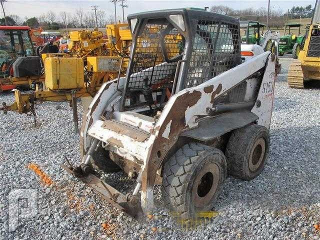 IT# 547-Bobcat S150 Skid Steer Loader AM