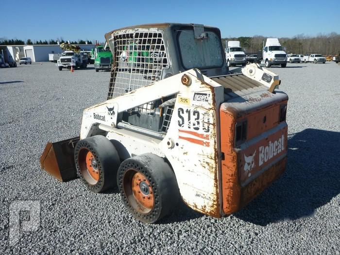 IT# 684-2005 BOBCAT S130 Skid Steer Loader AM