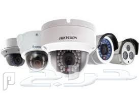 كاميرات مراقبة HIK VISION ب  1300 ريال