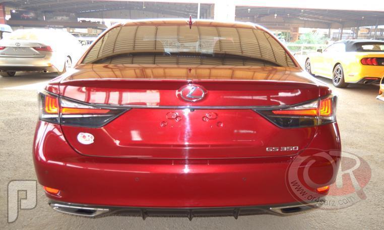2016 لكزس GS 350