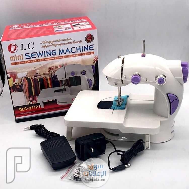 احصل على ماكينة خياطة متطورة بضمان عامين