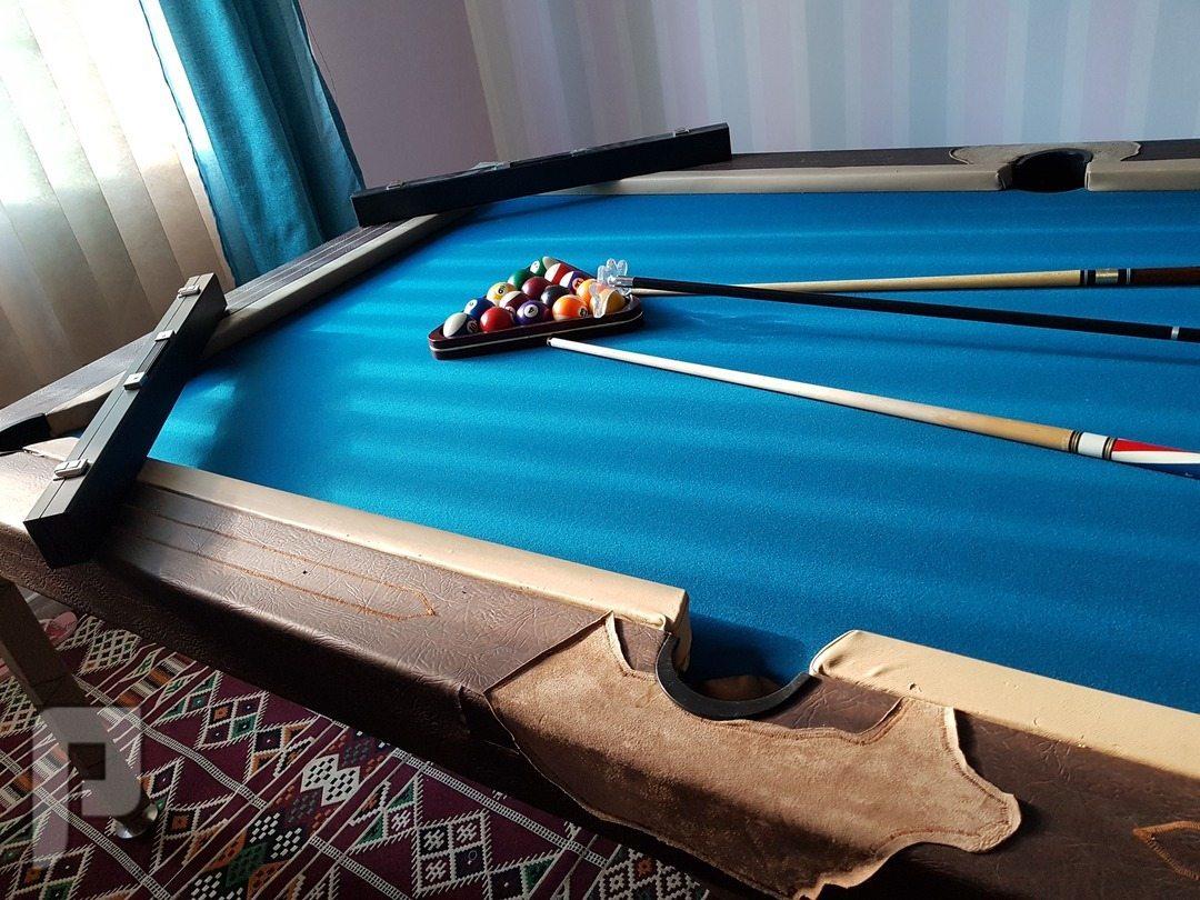 طاولة بلياردو للبيع مستعمل Billiard Table Used