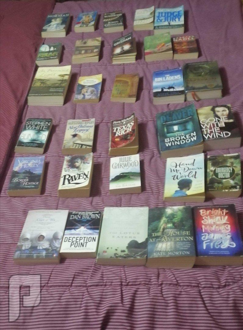 كتب من امريكا وبريطانيا للبيع