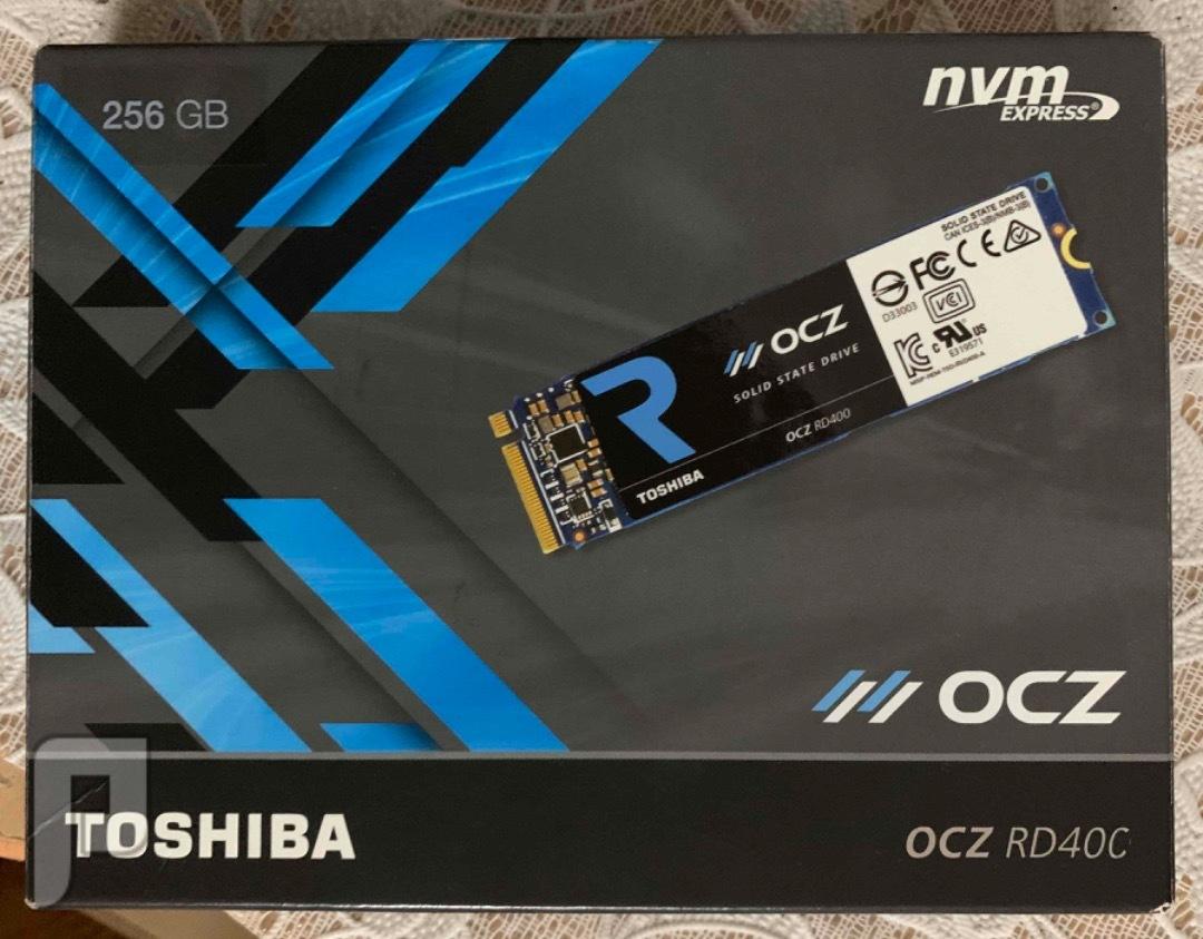 Toshiba SSD 256 GB قرص تخزين هاردسك 256 جيجا